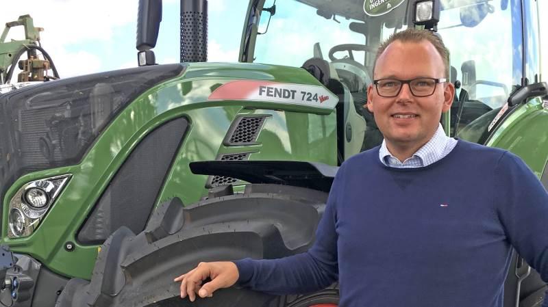 Anders Mikkelsen er nu fortid som direktør hos Karl Mertz.