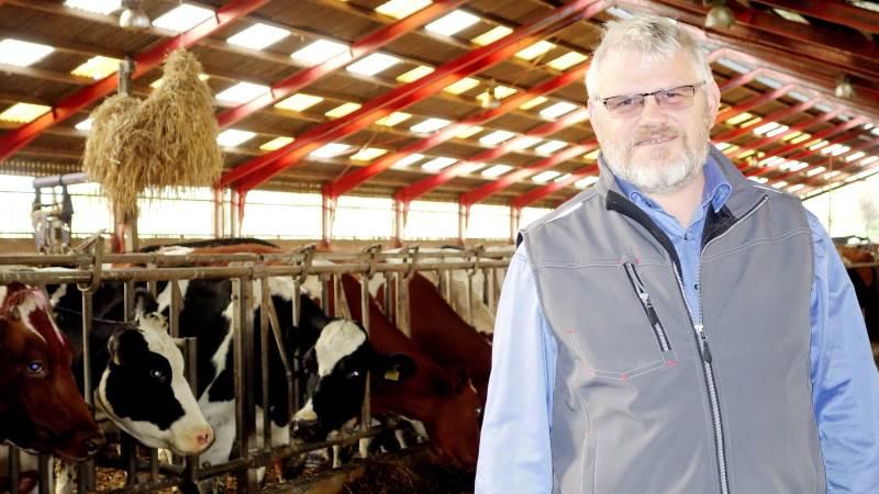 Kjartan Poulsen, formand for LDM, er ikke tilfreds med myndighedernes håndtering af potentiel svindelsag med støtteansøgninger.