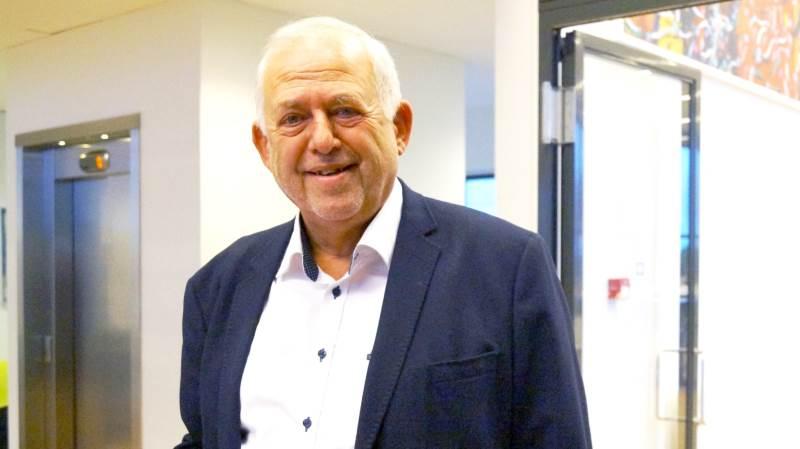 Povl Fritzner står i spidsen for Østlige Øers Landboforeninger, der holder årsmøde den 28. oktober. Foto: Henrik Sieben