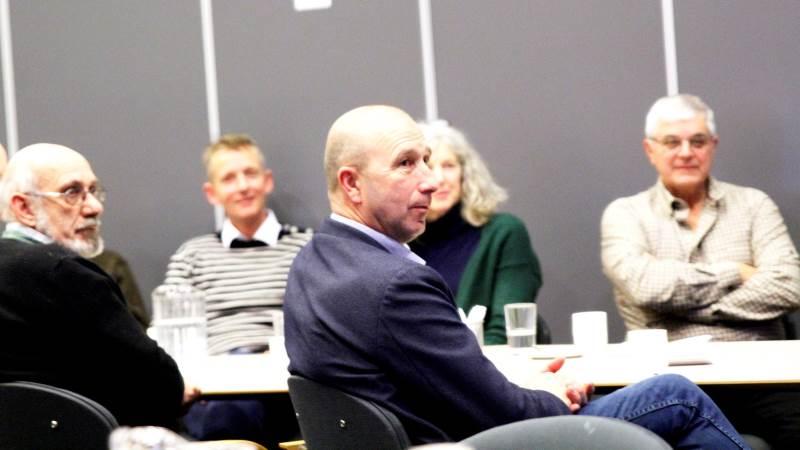 Knap 60 frøavlere og konsulenter var kort efter nytår samlet til Frøavlerne på Fyn og Langelands årlige frødag.
