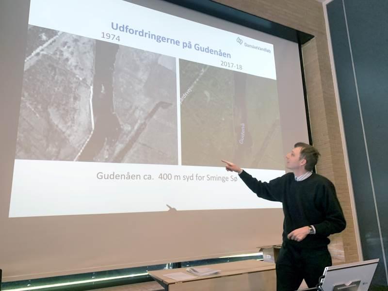 Formanden for Danske Vandløb, Helge Danneskiold-Samsøe, gav på foreningens generalforsamling flere eksempler på, hvordan manglende vedligeholdelse af vandløbene nu fører til massive oversvømmelser.