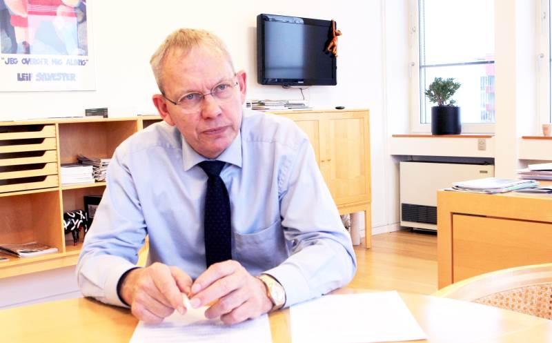 Landbrug & Fødevarer-formanden Martin Merrild fortæller, at stor ansøgning på målrettet efterafgrøder ikke er lig med, at landmændene har accepteret fagligheden bag kravet.