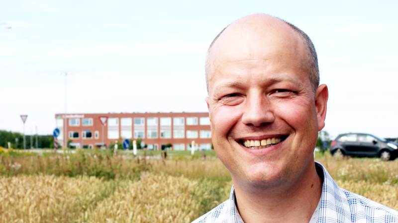 Selvom Søren Greve Olesen jævnligt har haft digitale møder, er det først under coronakrisen, han har opdaget, at det også er et nyttigt redskab, når landmændene skal rådgives. Arkivfoto