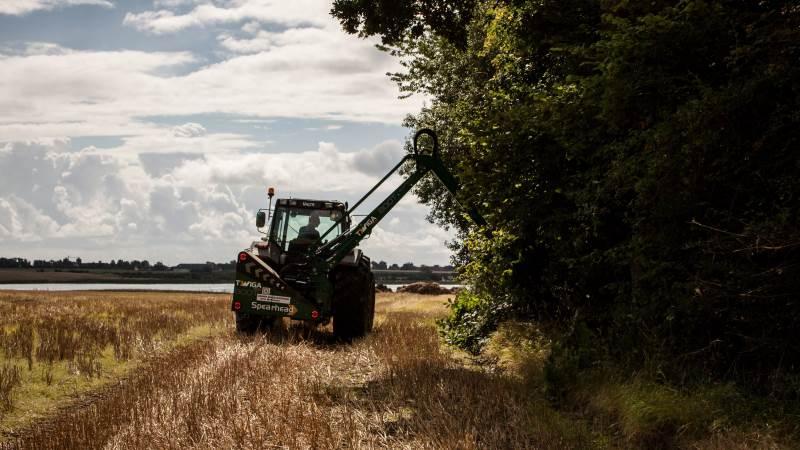 I perioden fra den 15. marts til den 31. juli må der ikke foretages beskæring af buskads og træer på arealer, der er beliggende i en markblok, står der i Miljø- og Fødevareministeriets vejledning om krydsoverensstemmelse fra 2018.