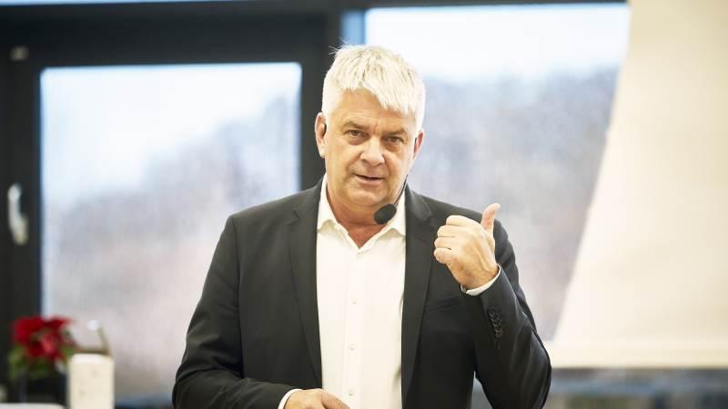 Det var på tide, at Miljøstyrelsen godkendte Reglone, mener viceformand i Landbrug & Fødevarer, Thor Gunnar Kofoed.