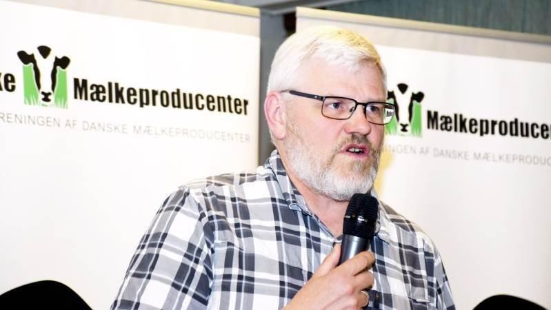 LDM-formand Kjartan Poulsen kalder det »utilfredsstillende«, at primærproducenterne ikke får udbetalt en højere del af overskuddet.