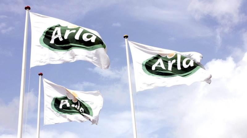 Arla fremlagde i sidste uge halvårsregnskab, hvori de oplyste, at de har øget omsætningen til 40,2 milliarder kroner.
