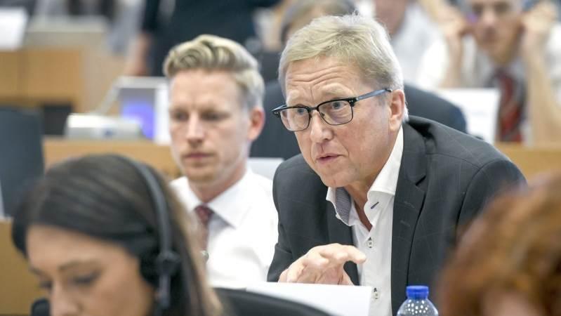 Asger Christensen (V) er som medlem af landbrugsudvalget i høj grad med til at præge Europa-parlamentets arbejde med den kommende EU-landbrugsreform.