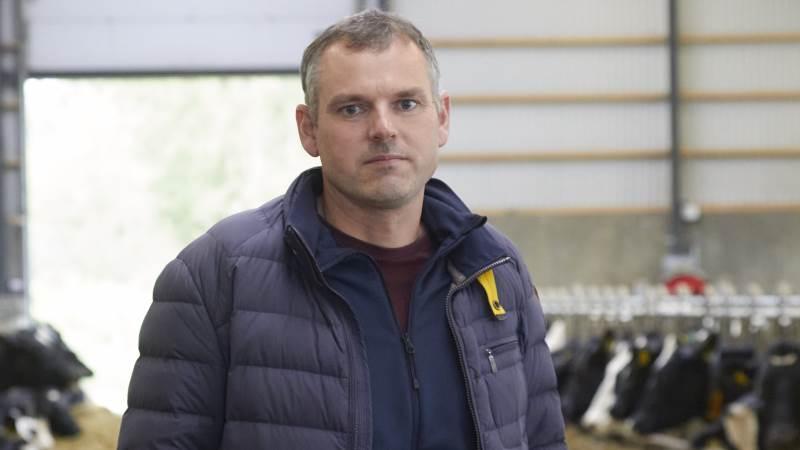 Anders Iversen Mosdal fik i sommers udbetalt de penge, han har fået i tilskud til en forlængelse af kostalden på 139 sengepladser.