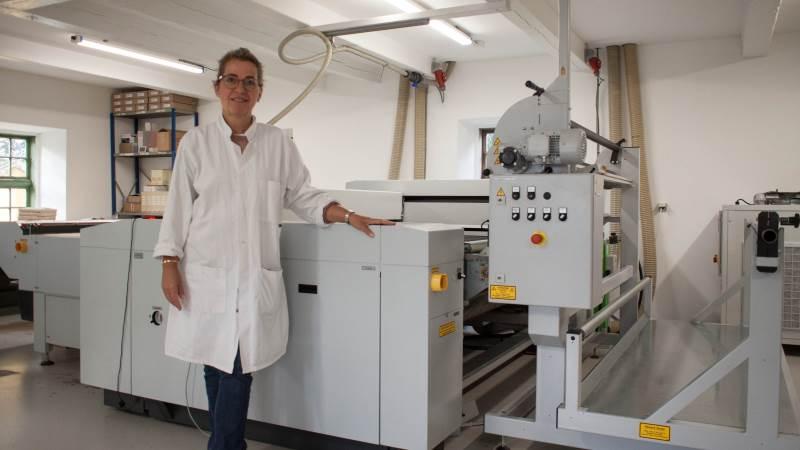 Klippemaskinen, som LAG'en medfinansierede, gjorde Wrappy i stand til at håndtere meget større ordrer fra blandt andet en stor butikskæde i Tyskland, som virksomheden ellers ikke umiddelbart kunne imødekomme.