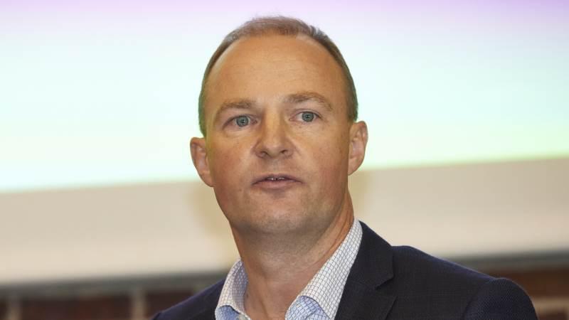 Jens Ellegaard, der har en bedrift på 490 hektar ved Dalmose samt er ejer af en virksomhed med 45 ansatte, som leverer minigrise til medicinalindustrien, er ny i bestyrelsen for DLF AmbA.