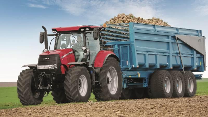 Case IH har førertrøjen på i oktober måned med 29 registrerede traktor, efterfulgt af New Holland med 26, John Deere med 14, Valtra med 11, Fendt med 10, Massey Ferguson med 9, Claas med 7 og Deutz-Fahr med én traktor. Arkivfoto