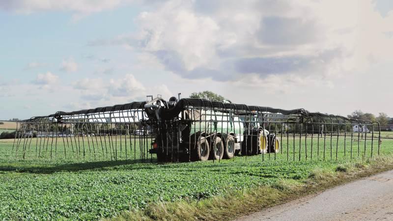 Man skal være opmærksom på flere ting, når man leverer til et biogasanlæg. Afgasset gylle kan have en høj gødningsværdi, men vær opmærksom på udbringning, blandt andet fordi gyl-len får en høj pH-værdi.