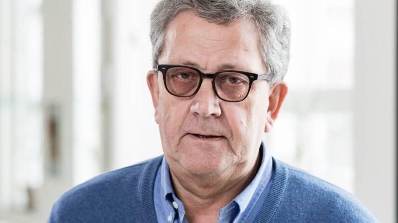 Poul Vejby-Sørensen.