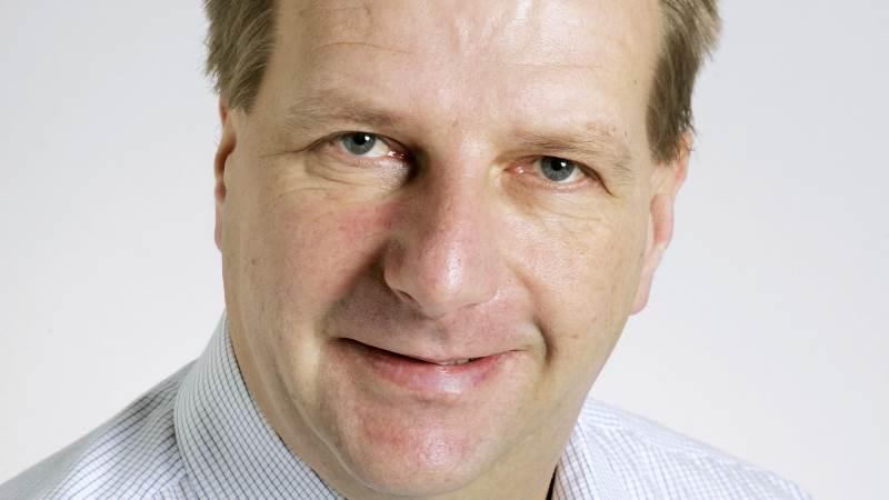 Dennis Calender er ny direktør for Alt-HR. Arkivfoto