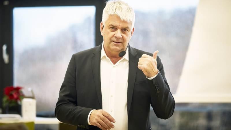 Viceformand i Landbrug & Fødevarer, Thor Gunnar Kofoed, er helt uenig i Landsrettens vurdering om gæsteprincippet, siger han efter, at L&F har valgt at anke dommen i Kriegers Flak-sagen til Højesteret.
