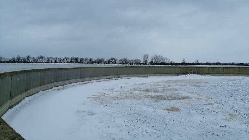 Seges minder om, at udbringning af husdyrgødning på frossen eller snedækket jord ikke er tilladt. Foto: Camilla Bønløkke
