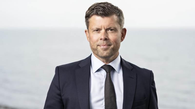 Nuværende koncerndirektør i DLG, Jesper Pagh, skifter kasket og overtager som driftsdirektør, efter at Nuels Søren Rasmussen har valgt at træde af. | Foto: DLG