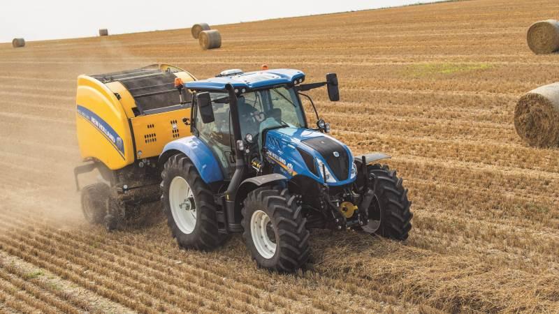 New Holland havde gode resultater udenfor Europa i 2020 og på det europæiske marked bevarede New Holland sin position, trods nedgang i totalmarkedet for landbrugsmaskiner på grund af coronasituationen.