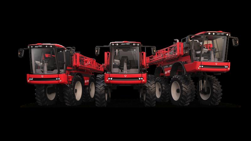 Hollandske Agrifacs sprøjteprogram indgår pr. 1. marts i fem Danish Agro Machinery maskinforretninger.