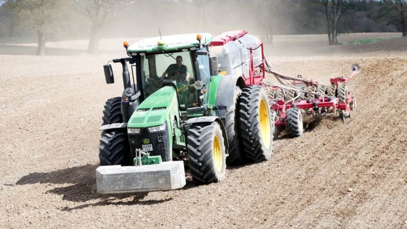 Landbrugsstøtten ser ud til at blive batinget af forskellige krav i højere grad end tidligere. Arkivfoto.