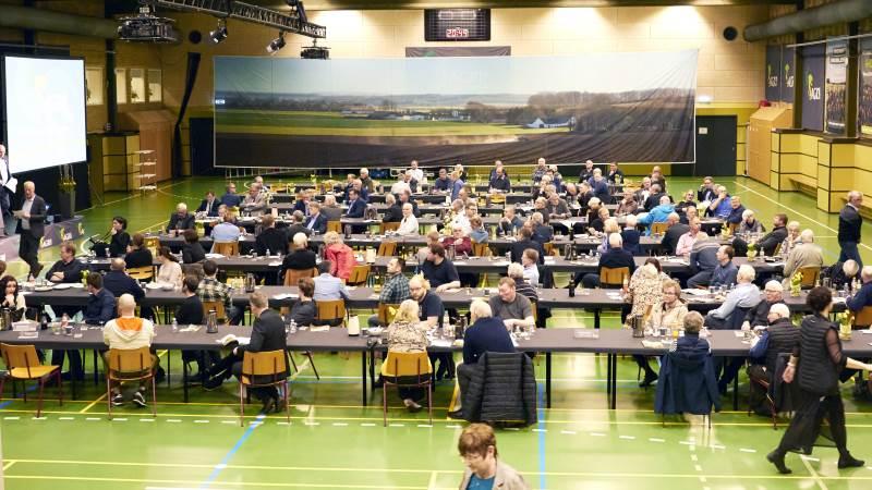 Sidste år afviklede Agri Nord generalforsamling med afstand mellem stolene og håndsprit. I år var det online foran hver sin computer.