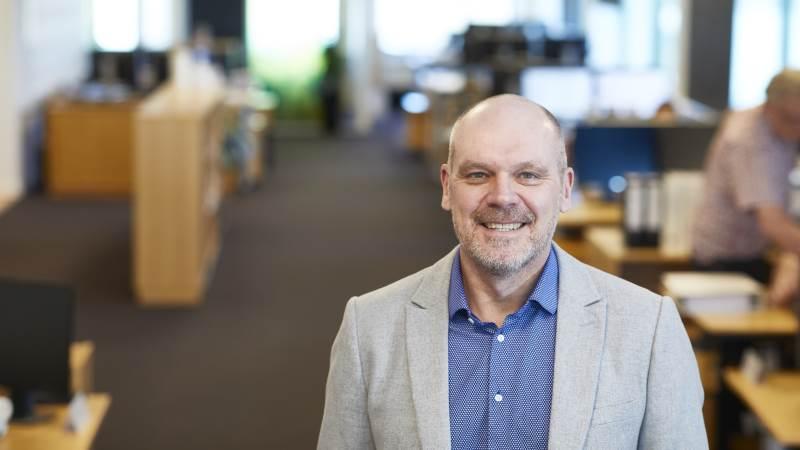 - Det ligger i vores DNA i Sagro at jagte gode økonomiske resultater, men at vi i 2020 kommer ud med et plus på 20,6 millioner kroner, det har overrasket os, siger administrerede direktør Torben Jensen.