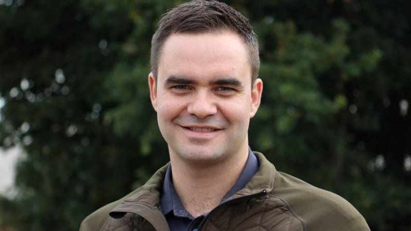 Svineproducent Kasper Thing Andreasen, Hjallerup, har været Summax-kunde i DLBR siden 2017 og er glad for den digitale løsning.