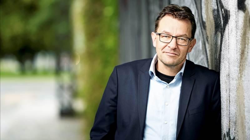 Ordstyrer ved arrangementet mandag den 12. april er Jeppe Søe, der er forfatter og foredragsholder.