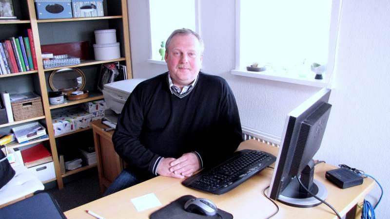 Martin Pinholt, Aalestrup.