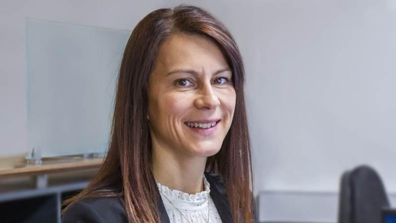 Den nye økonomichef hos Fynbo Foods, Trine Kalstrup Christensen. | Foto: Fynbo Foods