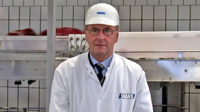 Den adm. direktør i Skare, Kurt Skare, er veltilfreds med årets resultat og forudser endnu bedre resultater for det indeværende regnskabsår. Foto: Skare Group