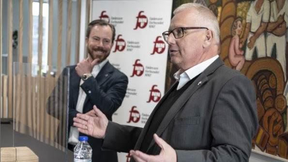 NNF-formand Ole Wehlast, der torsdag holdt møde med Venstres formand Jakob Ellemann-Jensen, er nervøs for, at politikerne glemmer arbejdspladserne i den kommende landbrugsaftale. Foto: Rune Evensen