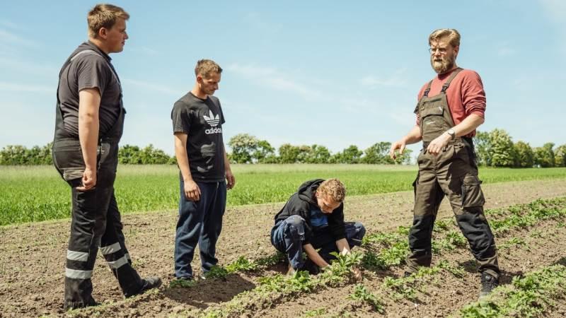 Morsø Landbrugsskole har købt mere jord og udvidet husdyrholdet. Det sker som et led i en praksisnær tilgang til undervisningen.