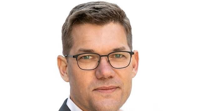 Derek Bartlem skal fremadrettet lede DLF's forsknings- og planteforædlingsteam og bringer samtidig en stærk, international ledelsesprofil til koncernen. Foto: DLF
