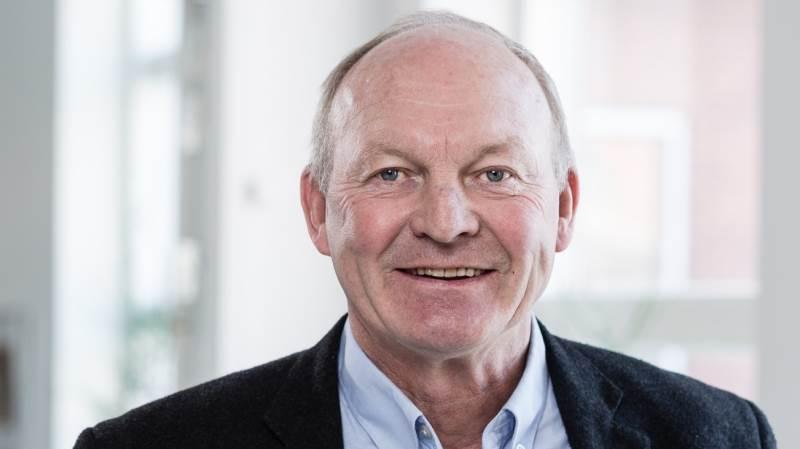 Flemming Fuglede Jørgensen, formand for Bæredygtigt Landbrug.