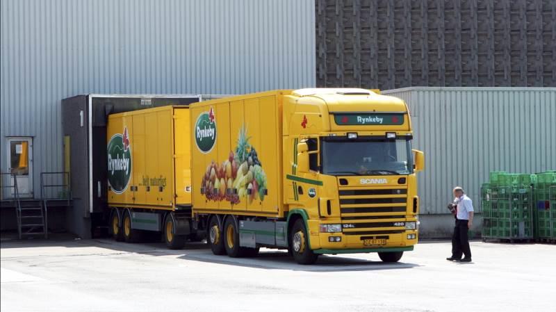 Rynkeby producerer alt i Danmark og koncentrerer sig om at levere kvalitetsprodukter til det nationale marked. Foto: Rynkeby