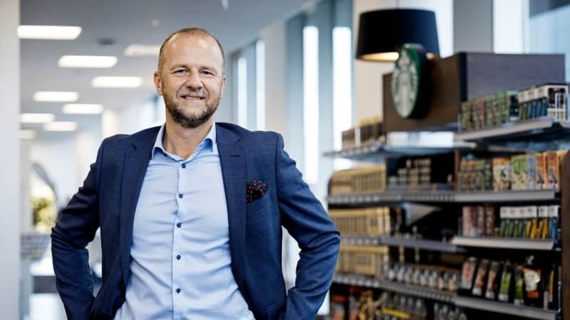 - Salgsmæssigt har de første tre måneder af 2021 være en positiv oplevelse, siger landechef i Nestlé Danmark, Thomas Blomqvist. Foto: Søren Svendsen