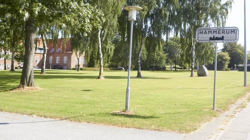Agroskolen i Hammerum bliver snart en del af historiebøgerne, som det har været siden 1938. Nu flytter skolen til Herning, hvor der skal bygges nyt. Arkivfoto: Tenna Bang