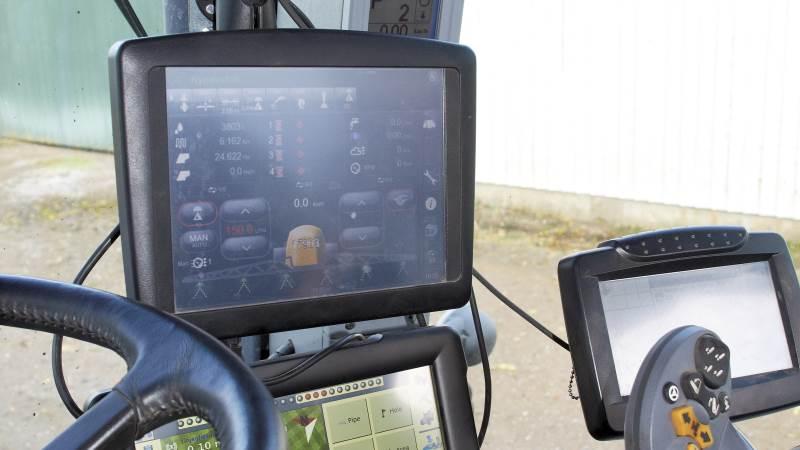 GPS-anlæg er en eftertragtet vare – både blandt ejerne og brugerne, men desværre også hos tyve. Arkivfoto