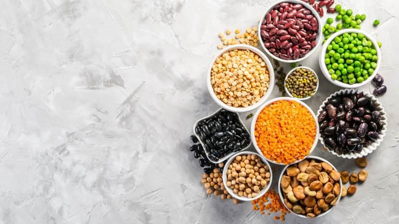På det nye Plantbased Innovation Hub i Vejle kan fødevarevirksomheder få viden, inspiration og netværk til at forstå plantebaserede produkters mange muligheder. Foto: Dansk Vegetarisk Forening