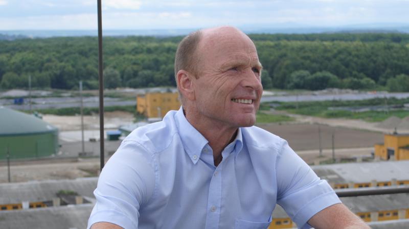 Tom Axelgaard er initiativtager til det nye netværk. PR-foto.