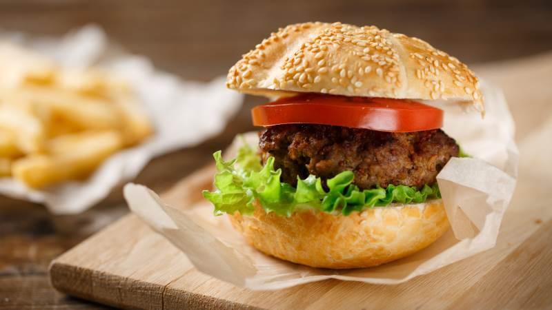 Klimadebatter med mere har ikke fået amerikanerne til at købe mindre oksekød. Tværtimod. Foto: Colourbox.