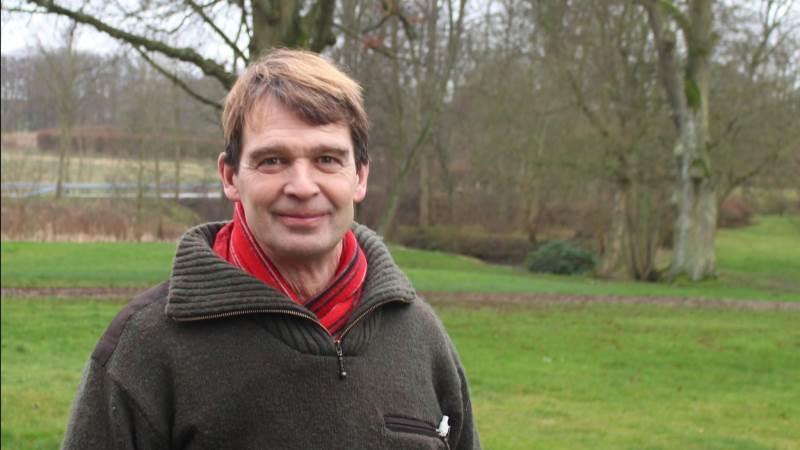 Gustav Garth-Grüner, næstformand i Bæredygtigt Landbrug, Sandbygaard, Glumsø.