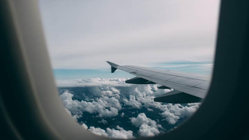 En af de helt store fordele ved pyrolyseteknologien Skyclean er CO2-negativ biobrændsel, der skal gøre luftfart klimavenligt. Foto: Pixabay