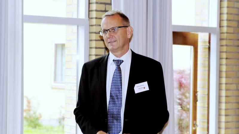 - Vi har en kundegruppe, som i større og større grad modnes i forhold til, hvordan hele klimadimensionen spiller sammen med deres økonomiske situation, siger direktør i Agrovi, Niels Peter Ravnsborg.