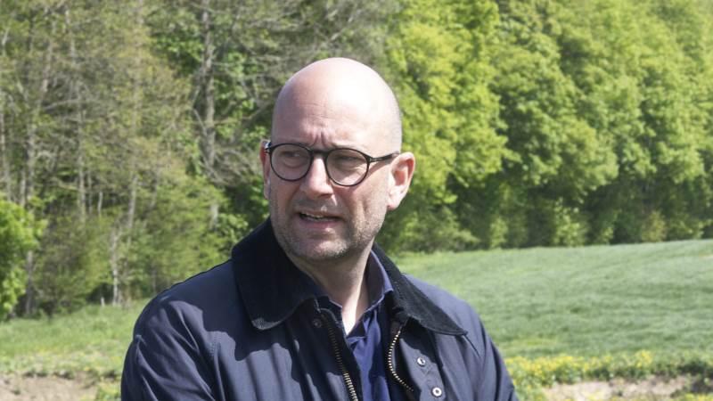 Fødevareminister Rasmus Prehn (S) varsler oprydning i Landbrugsstyrelsen ovenpå sidste uges massive kritik fra Statsrevisorerne. Foto: Erik Hansen