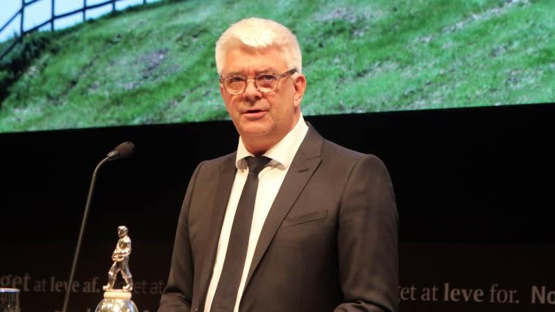 Viceformand i L&F, Thor Gunnar Kofoed, kalder det helt afgørende, at udtagning af lavbundsjord er baseret på frivillighed. Foto: Lasse Ege Pedersen
