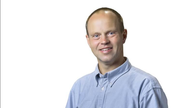 Bent K. Christensen, driftsøkonom, Landbo Limfjord.
