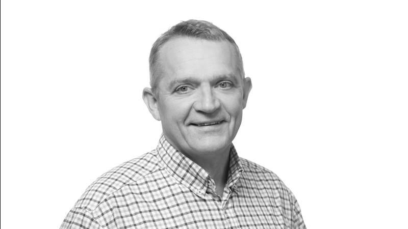 Johannes Frandsen, forretningschef, Seges.